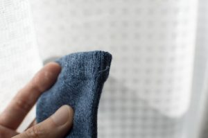 5本指靴下を洗いをかけて検証