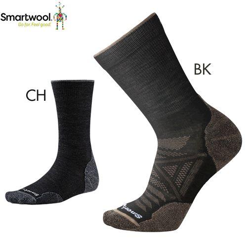 スマートウール靴下 アウトドアライトクルー